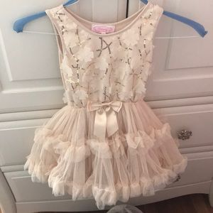 Popatu little girls tutu dress